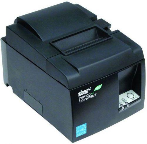 Принтер для печати чеков Star Micronics TSP 654C 39448310 (LPT), с автоотрезом, черный