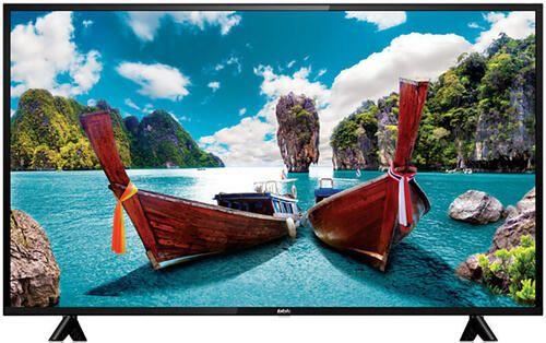 Телевизор BBK 50LEX-7158/FTS2C черный/FULL HD/50Hz/DVB-T2/DVB-C/DVB-S2/USB/WiFi/Smart TV