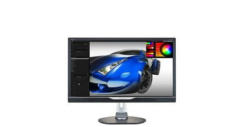 Монитор 28 Philips 288P6LJEB (00/01) 3840x2160, 1 мс, 300 кд/м2, 50000000:1, 170°/160°, DVI-D, HDMI, DisplayPort, VGA, USB*4, MHL, SPK, HAS, Pivot монитор 28 philips 288p6ljeb 00 01 3840x2160 1 мс 300 кд м2 50000000 1 170° 160° dvi d hdmi displayport vga usb 4 mhl spk has pivot