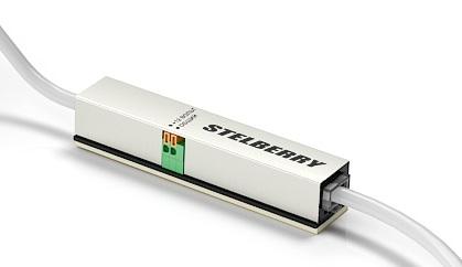 Сплиттер PoE Stelberry MX-225 универсальный проходной, поддерживает стандарты 802.3af методы A и B и 802.3at методы A и B