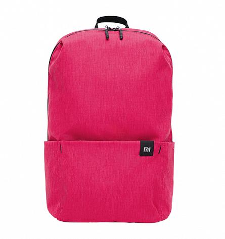 Фото - Рюкзак для ноутбука Xiaomi Mi Casual Daypack ZJB4147GL 13,3, розовый рюкзак для ноутбука xiaomi mi casual daypack zjb4147gl 13 3 розовый