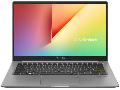 Фото - Ноутбук ASUS VivoBook S13 S333JP-EG001T 90NB0QP4-M00930 i5 1035G1/8GB/512GB SSD/13.3 FHD IPS/GeForce MX330 2GB/noDVD/Cam/WIFI/BT/Win10Home/indie blac ноутбук asus expertbook p2 p2451fa bm1356t 90nx02n1 m18310 i5 10210u 8gb 512gb ssd 14 fhd ips win10home star black