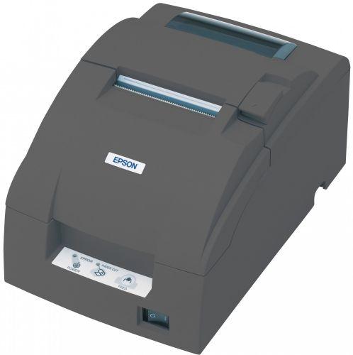 Принтер Epson TM-U220PB (057) C31C517057 Parallel, PS, EDG, gray