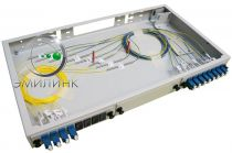 ЭМИЛИНК NTSS-PLC-1U-1*8-9-SC/U-3.0
