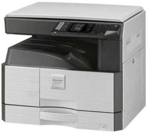 МФУ монохромное Sharp AR7024DEU А3, 24/12 ppm, 5000 отп/мес, дуплекс, GDI принтер, цветной сканер, 64MB, USB 2.0, без крышки/автопод