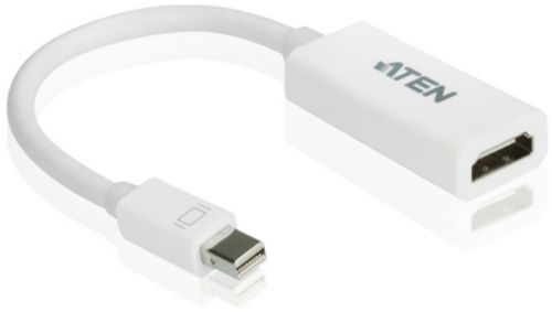 Конвертер Aten VC980-AT Mini DisplayPort=>HDMI, Mini DisplayPort>HDMI, Male>Female, без БП