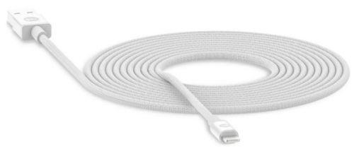 Кабель Mophie 409903215 USB-A to lightning, 3м, белый