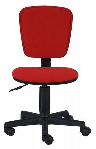 Кресло Бюрократ CH-204NX красное