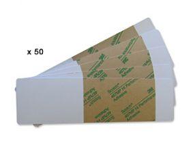 Чистящие карты Fargo 81760 на 10 000 отпечатков - 50 штук