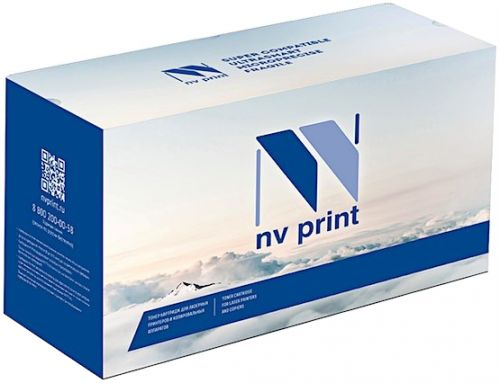 Тонер-картридж NVP NV-TN-213C для Konica Minolta bizhub C203/C253, 19000k, синий