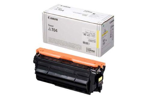 Тонер-картридж Canon T04 2977C001 yellow