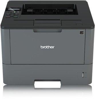 Принтер монохромный лазерный Brother HL-L5100DN A4, 40 стр/мин, дуплекс, 256Мб, USB, LAN