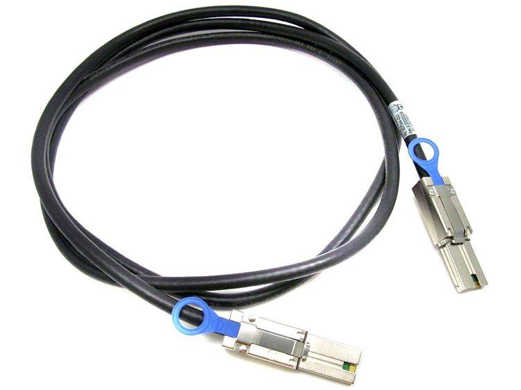 HPE 2M Ext Mini SAS (SFF8088) to Mini SAS (SFF8088) (4