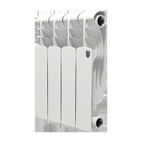 Радиатор отопления алюминиевый Royal Thermo Revolution 350 - 4 секции