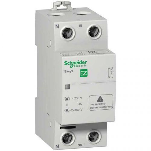 Реле Schneider Electric EZ9C1240 1П+Н 40А 230В