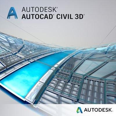 Autodesk Civil 3D Single-user Annual (1 год) Renewal