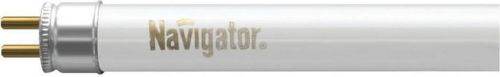 Лампа люминесцентная Navigator 13049 линейная ЛЛ 8вт NTL-Т5 840 G5 белая (94107 NTL-T5)