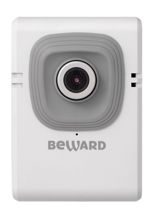 Фото - Видеокамера IP Beward B12CW 1 Мп, 1/4'' КМОП, 2.8 мм, 0.3 лк, Н.264, 1280x720 25 к/с,Wi-Fi 802.11 b/g/n, WPS, ИК-фильтр, DWDR, 2D/3DNR/SmartNR, 5В wi fi камера beward beward bd43cw 16 mm
