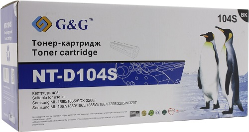 G&G NT-D104S