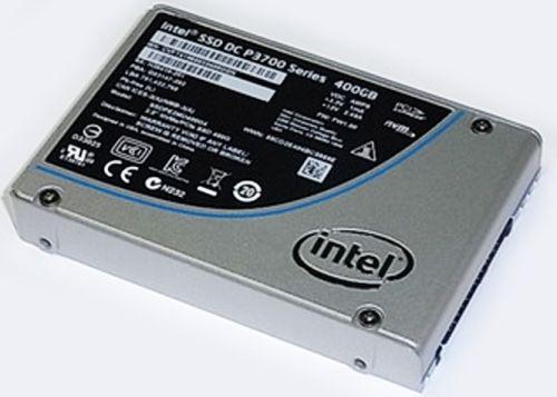 Intel Накопитель SSD U.2 Intel SSDPE2MD400G401 DC P3700 Series 400GB PCI-E x4 64MB AES256 MTBF 2Mhr R/W=2700/1080 MBps R/W=450k/75k IOPS 15mm, Generic Singl