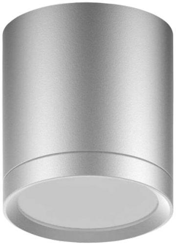 Светильник Gauss HD019 LED накладной с рассеивателем HD019 6W (хром сатин) 4100K 68х75,420лм, недорого