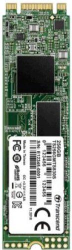 Фото - Накопитель SSD M.2 2280 Transcend TS256GMTS830S MTS830 256GB SATA 6Gb/s 3D NAND TLC 530/400MB/s 45K/70K IOPS MTBF 1M накопитель ssd transcend 256gb ts256gmts400s
