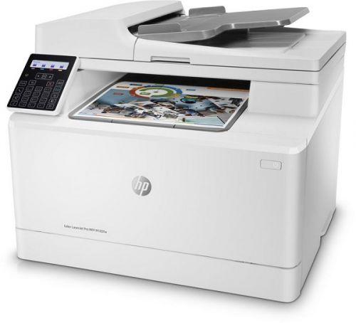 МФУ HP Color LaserJet Pro MFP M183fw 7KW56A