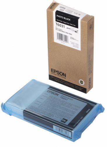 Картридж Epson C13T603900 для принтера Stylus Pro 7800/9800/7880/9880 светло-светло-черный