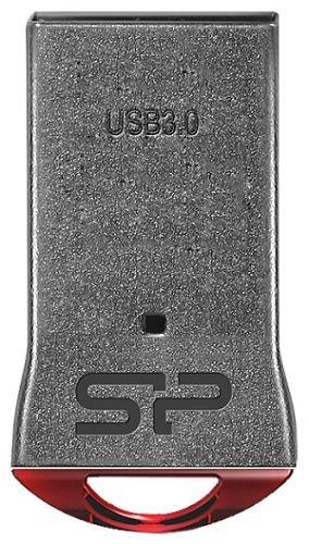 Фото - Накопитель USB 3.0 8GB Silicon Power Jewel J01 SP008GBUF3J01V1R красный накопитель usb 3 0 8gb silicon power jewel j08 sp008gbuf3j08v1k черный