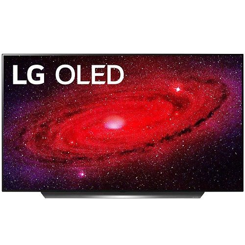 Телевизор LG OLED65CXRLA серебристый/Ultra HD/100Hz/DVB-T2/DVB-C/DVB-S2/USB/WiFi/Smart TV