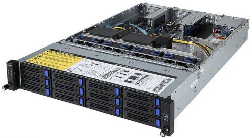 Серверная платформа 2U GIGABYTE R281-3C2