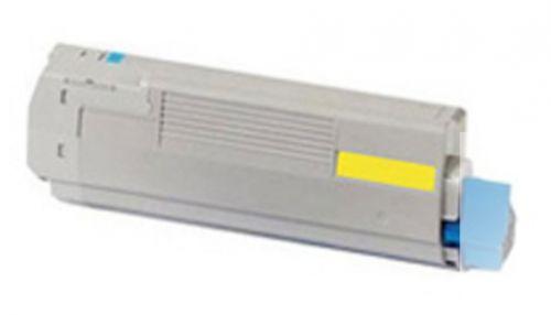 Картридж OKI 45396201 Тонер-картридж желтый (11.5K) OKI MC770/780/C712