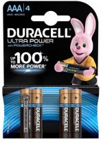 Duracell LR03 Ultra Power