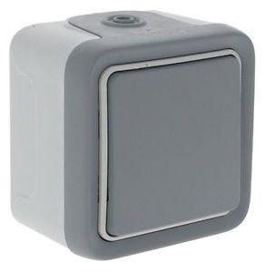 Выключатель Legrand 069720 Plexo кнопочный 1НО 10А