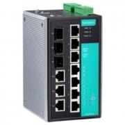 Коммутатор PoE MOXA EDS-P510 3x10/100BaseT(X) ports, 4xPoE 3x10/100/1000 Combo ports