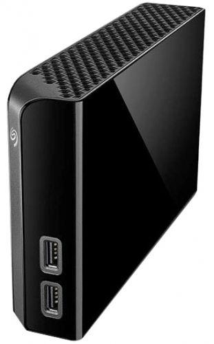 Внешний жесткий диск 3.5'' Seagate STEL8000200 8TB Backup Plus Hub USB 3.0 черный