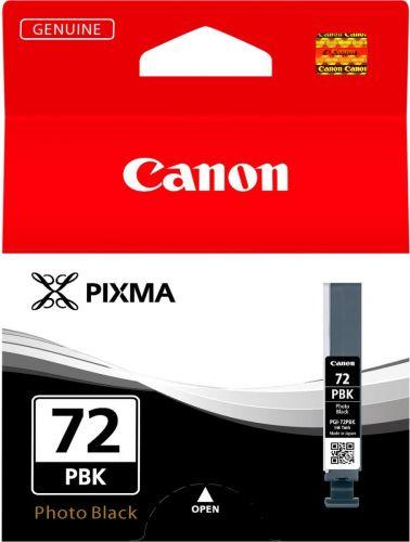 Картридж Canon PGI-72PBK 6403B001 для PRO-10. Чёрный. 510 фотографий. Фото