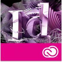 Adobe InDesign CC for teams Продление 12 Мес. Level 2 10-49 лиц. Education Named