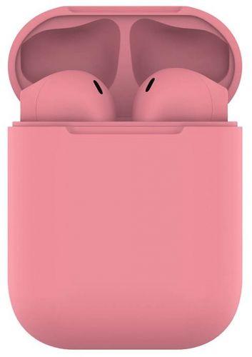 Фото - Наушники беспроводные HIPER TWS AIR Soft HTW-SA5 розовый BT Li-Pol 2x50mAh+300mAh беспроводные наушники hiper tws air white