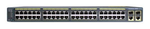 Cisco WS-C2960R+48PST-S