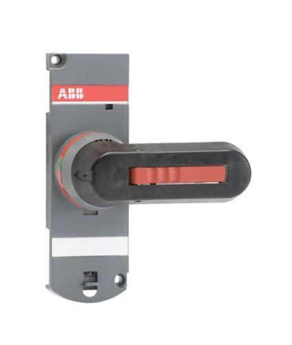 Фото - Ручка ABB 1SCA022783R0090 OTV250ECK Ручка для установки на OT160-250 черная (I-0-II) ручка