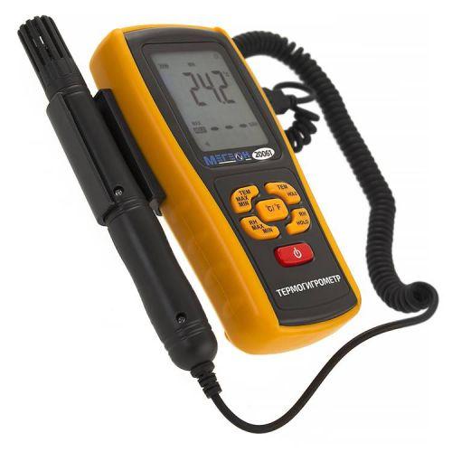 Измеритель температуры и влажности воздуха МЕГЕОН 20061 МЕГЕОН 20061 (термогигрометр)