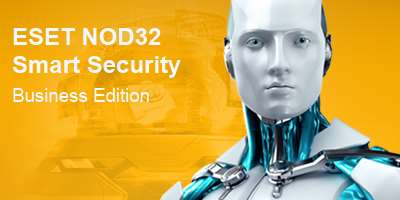 Eset NOD32 Smart Security Business Edition for 33 user продление 1 год
