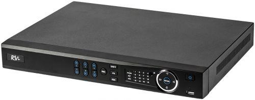 Видеорегистратор RVi RVi-1NR32240 каналов: 32, 8 Мп (3840х2160), 200 Мбит/с, H.264, H.265, H.264+, H.265+, MJPEG, FullHD (1920х1080)/UltraHD 4K (3840х