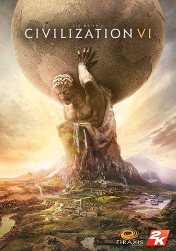 Право на использование (электронный ключ) 2K Games Sid Meier's Civilization VI недорого