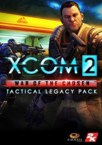 Право на использование (электронный ключ) 2K Games XCOM 2: War of the Chosen - Tactical Legacy Pack