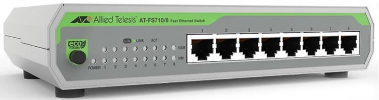 Allied Telesis AT-FS710/8