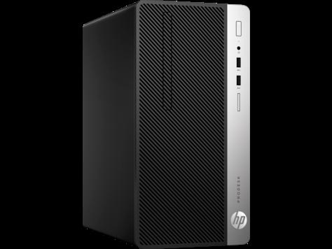 Компьютер HP ProDesk 400 G5 MT 4CZ31EA Intel Core i5 8500 (3Ghz)/4096Mb/500 Gb/DVDrw/war  1y/W10Pro + HP DisplayPort Port