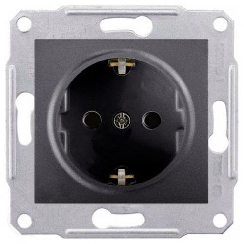 Розетка Schneider Electric SDN3000570  - купить со скидкой