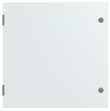 Шкаф ABB SRN6625K с монт. платой 600х600х250